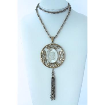 Intaglio Necklace