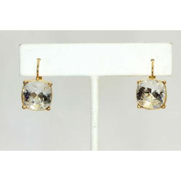 Kenneth Jay Lane Crystal Earrings