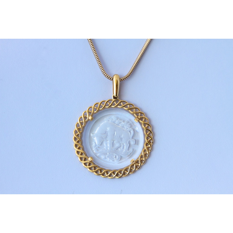 silver sterling hazari previous jewelry product taurus necklace zodiac
