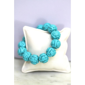 Kenneth Jay Lane Turquoise Bracelet