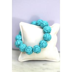 Kenneth Jay Lane Turquoise Bracelet