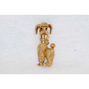 Boucher Poodle Pin