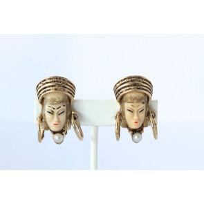 Selro Princess Clip Earrings