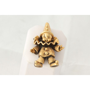 Tortolani Clown Pin