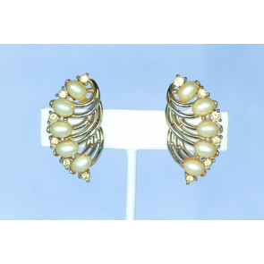 Boucher/Marboux Pearl Earrings